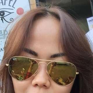 Authentic Rayban Sunglasses