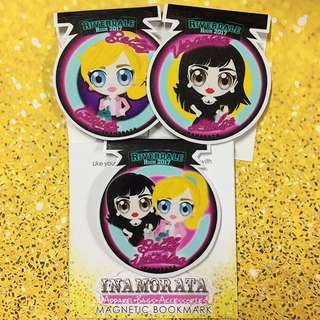 Betty & Veronica Best Friends Magnetic Bookmark
