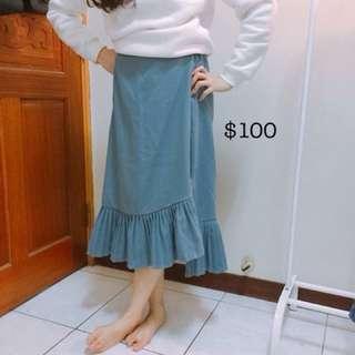 韓國 魚尾裙