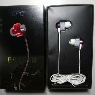 耳機/雙動圈耳機