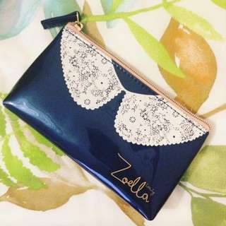 🎄 SALE Zoella Lace Collar Purse