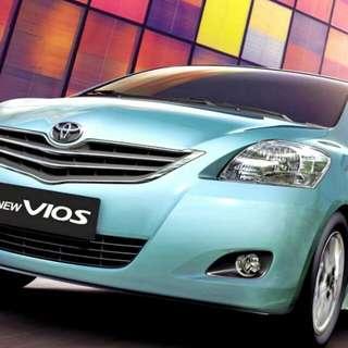 Toyota Vios XP90 second generation alternator