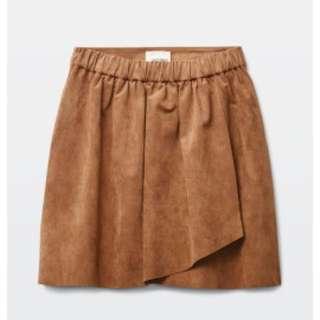 aritzia wilfred mescher skirt