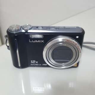 Panasonic DMC-TZ7 Lumix Digital Camera