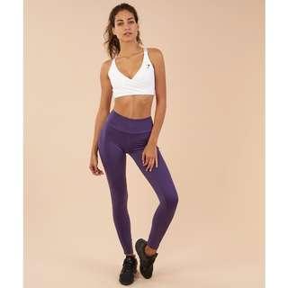Brand new Gymshark Dry Sculpture Leggings - Rich Purple