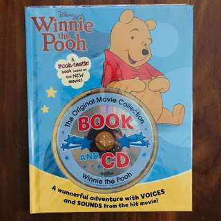 Winnie the Pooh: The Original Movie Collection (with CD)