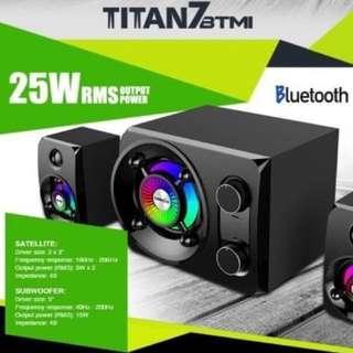 Promotion - Sonic Gear Titan 7 BTMI Bluetooth Speaker