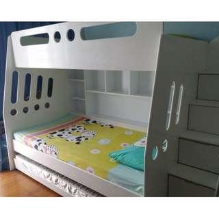 FREE Children's Triple Bunk Bed