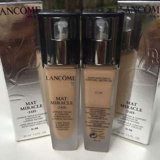 LANCOME MAT MIRACLE 30ML