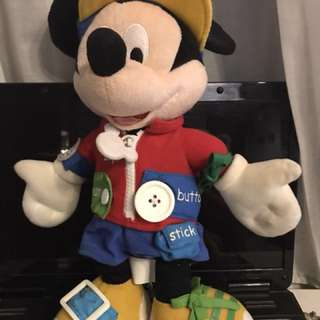 Interactive Mickey Mouse