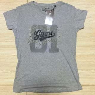 Guess Shirt High Quality Overrun