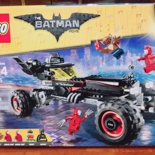 🚚 全新 LEGO 樂高 BATMAN MOVIES (The bat mobile) 蝙蝠車