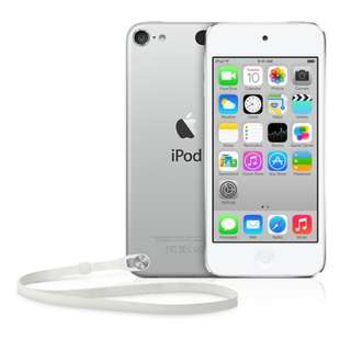 Apple iPod touch 32GB - White & Silver (5th generation)