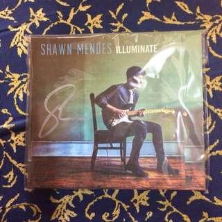 SIGNED Shawn Mendes Illuminate Album