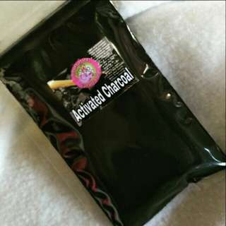 25g Activated Charcoal (Food Grade)
