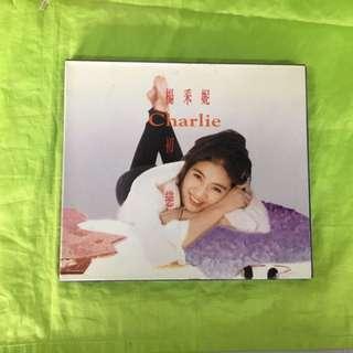 正版二手CD,楊彩妮。收藏