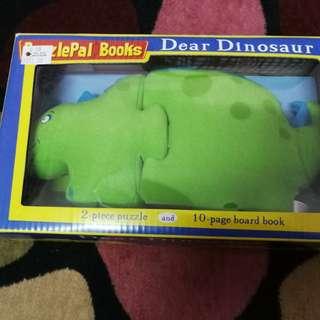 Dinasour book