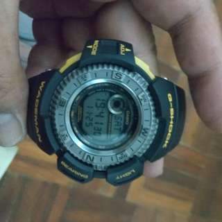 G-Shock DW9800 Wademan
