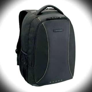 Targus Incognito Backpack (Black/Olive) - Laptop / All-purpose Bag