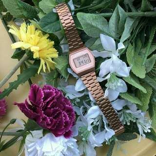 CASIO ROSE GOLD PREMIUM