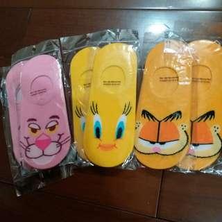🚚 韓國卡通明星短襪
