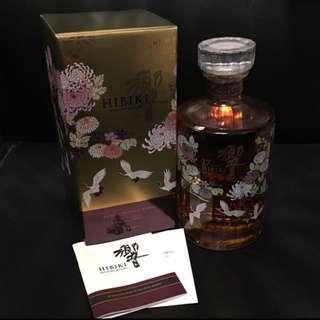 Hibiki17花鳥 響17 日本三得利威士忌