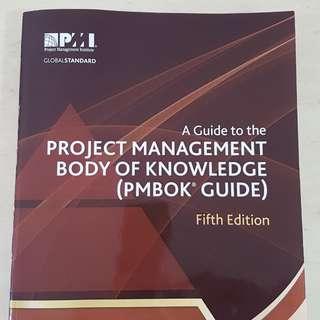 PMP PMBOK (*Brand New*)