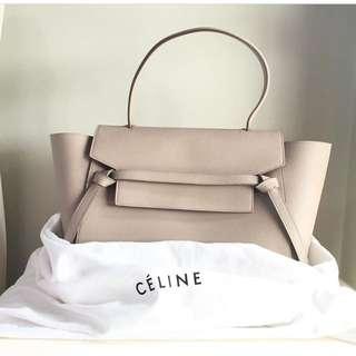 Authentic celine belt bag