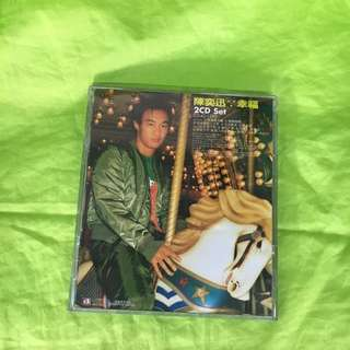 正版二手CD,陳奕迅,雙CD