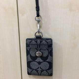 Coach ID holder (Authentic)