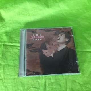 正版二手CD,巫啟賢。經典