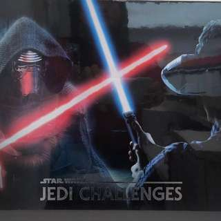 STAR WARS JEDI CHALLENGES  星球大戰-絕地挑戰