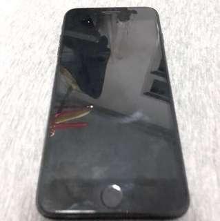 Wts iPhone 7 Plus jet black 128 gb