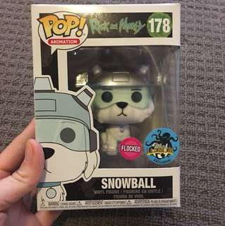 Pop Vinyl - Snowball (Flocked) 178