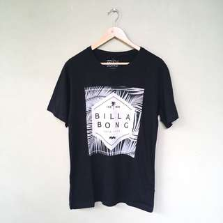 BILLABONG BLACK TEE