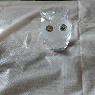Swarovski Crystal Owl (貓頭鹰) , Medium