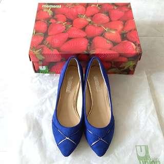 🆕Union 👠👠 高踭鞋 絨鞋