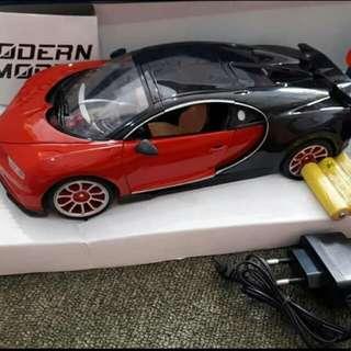 Modern Model 2 door R/C car
