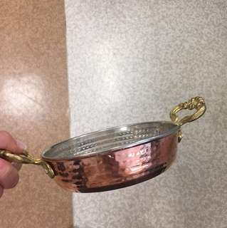 Curry dish never used