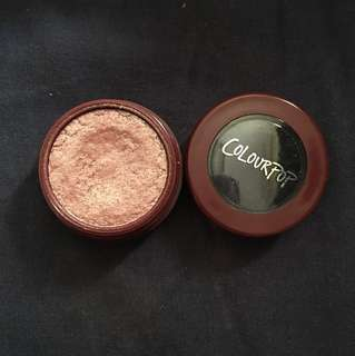 Colourpop limited edition super shock shadow (shade: party of 5)
