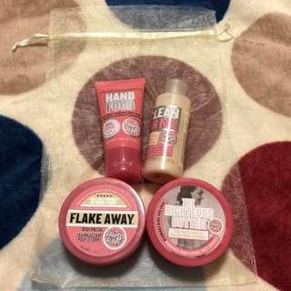 Soap & Glory Christmas Bundle Set