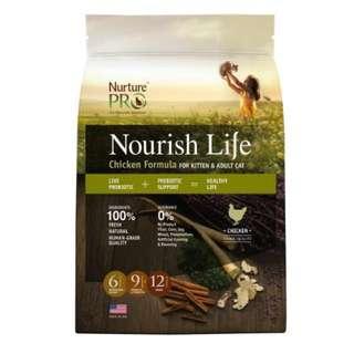 Nurture Pro Nourish Life Cat