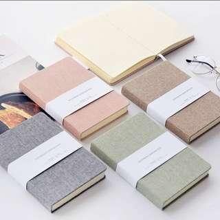 [Notebook #3] Fabric : A6 & A5