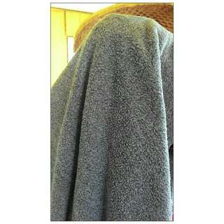 外銷刷毛布料NG品柔軟保暖禦寒防寒素色買四送一