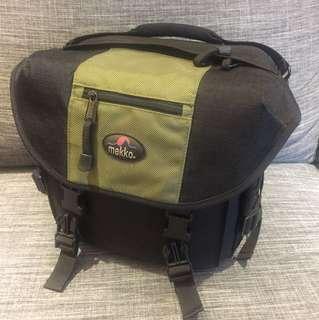 美國 MEKKO 單眼相機/攝影機 專用攝影包/單肩包