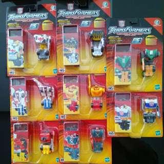Transformers 2000 Spychangers