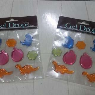Gel Drops Animals