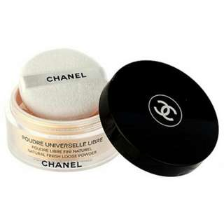 BN Chanel Poudre Universelle Libre Natural Finish Loose Powder - 22 Rose Clair