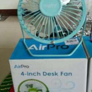 Airpro 4-inch Desk Fan