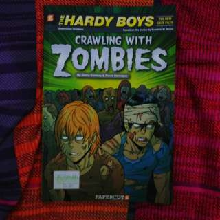 Hardy Boys: Zombie Crawl